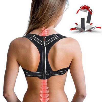 Posture Corrector for Women by WYLLIELAB