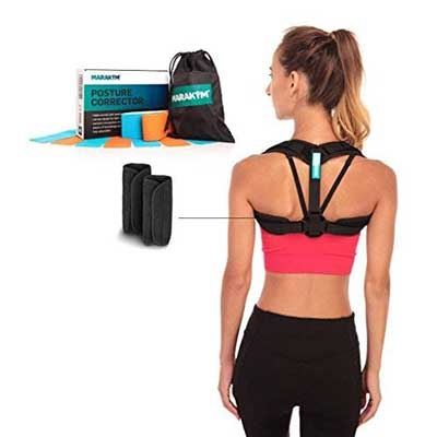 Posture Corrector Adjustable Clavicle Brace