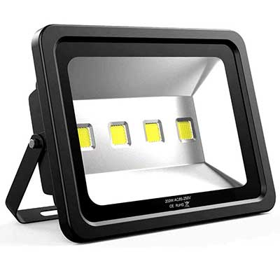 LED Flood Light, 200W Outdoor Work Lights