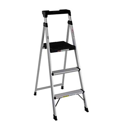 Cosco Three Step Folding Step Ladder