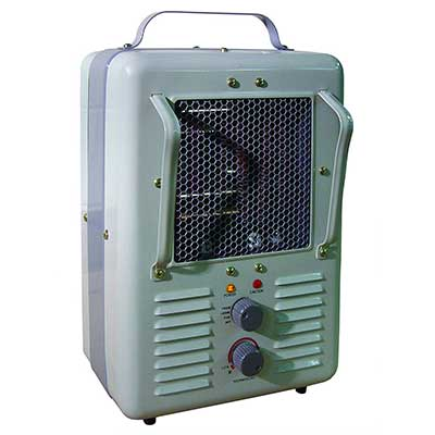 TPI Corporation 188TASA Fan Forced Portable Heater