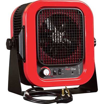 Cadet RCP502S 5000-Watt Garage Heater