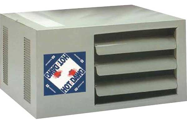 Modine Natural Gas Hot Dawg Garage Heater