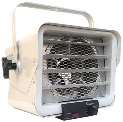 Dr. Heater DR966 240-Volt Hard-Wired Garage Heater