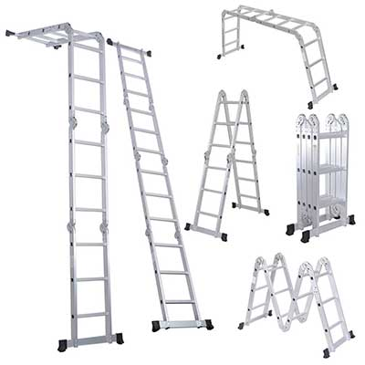 Luisladders Folding Ladder Multi-Purpose