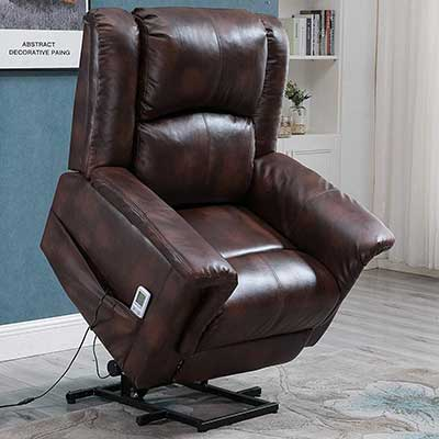 Esright Power Lift Chair Electric Recliner Chair for Elderly