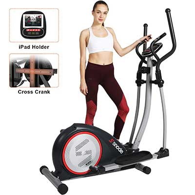 SNODE Elliptical Machine Trainer