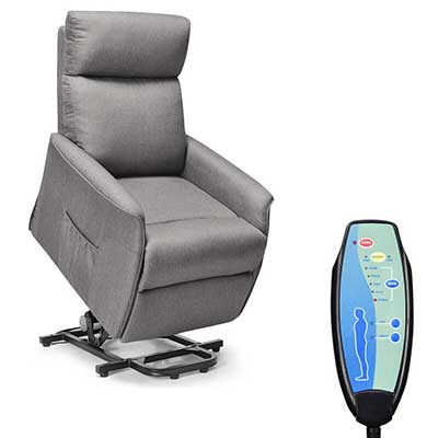 Giantex Power Lift Massage Recliner
