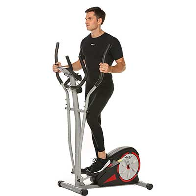 Bestlucky Elliptical Machine Elliptical Training Machine