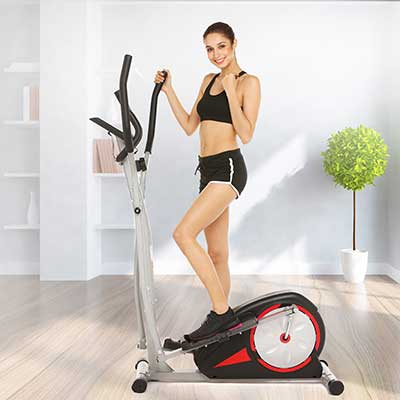 Fast 88 Portable Elliptical Machine