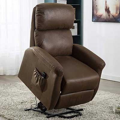 Bonzy Home Power Lift Recliner Chair