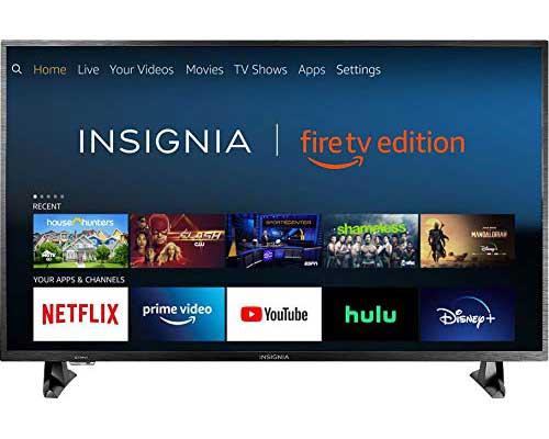 Insignia NS-43DF710NA19 43-Inch 4K Ultra HD Smart LED TV