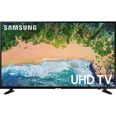 Samsung UN50NU6900 50-Inch Smart 4K UHD TV