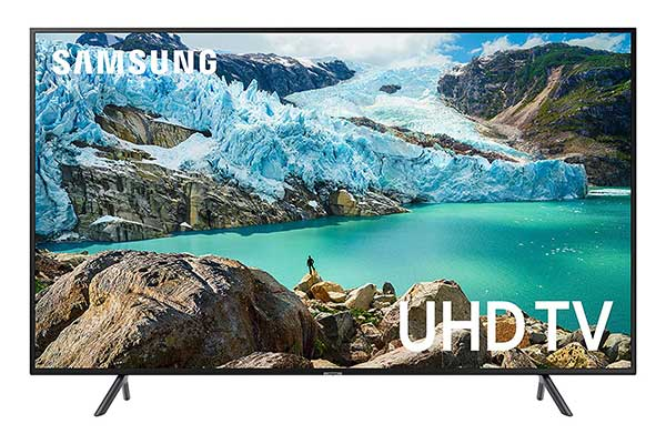 Samsung UN58RU7100FXZA Flat 58-Inch 4K UHD 7 Series