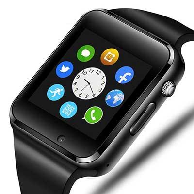 Smart Watch -321OU Touch Screen Bluetooth Smart Watch
