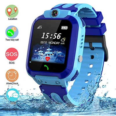 SZBXD Kids Waterproof Smart Watch