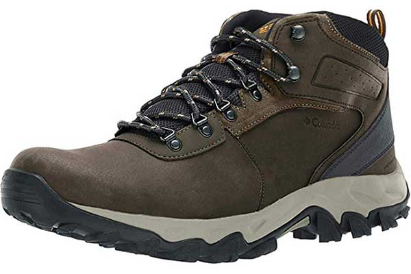 Columbia Men's Newton Ridge Plus II Waterproof