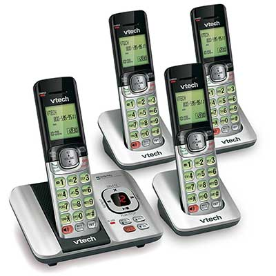VTech Phone Answering System with Caller ID