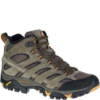 Merell Men's Moab 2 Vent Mid Hiking Boot