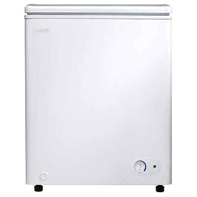 Danby DCF038A2WDB-3 Chest Freezer