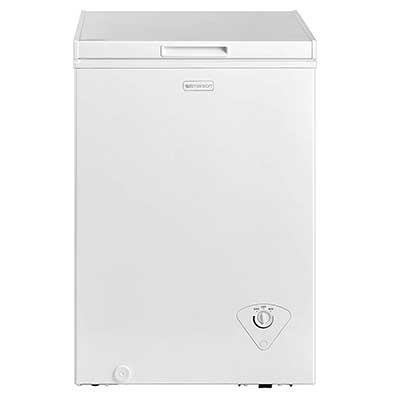 Emerson CF351 3.5 Cu. Ft. Chest Freezer