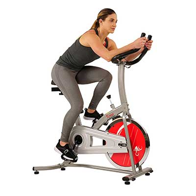 Sunny Health & Fitness Indoor Exercise Bike