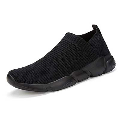 WXQ Men's Running Lightweight Breathable Casual Sport Shoes