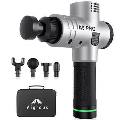 Aigrous A9 Pro Massage Gun Deep Tissue Percussion Massager