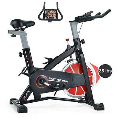 SYRINX Indoor Cycling Bike-Belt Drive