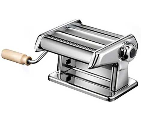 CucinaPro 190 Pasta Maker Machine, Large Stainless Steel