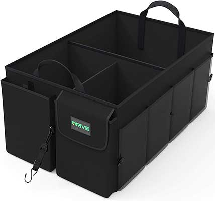 Drive Auto Products Car Cargo Trunk Organizer
