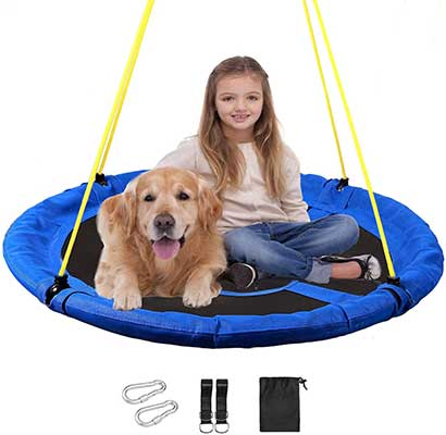 RedSwing Saucer Tree Swing for Kids