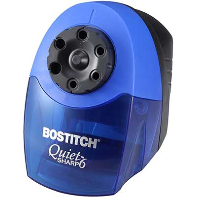 Bostitch QuietSharp Electric Pencil Sharpener
