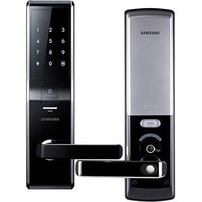 Fingerprint SAMSUNG SHS-H700 New Version of SAMSUNG
