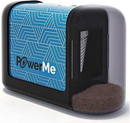 PowerMe Electric Pencil Sharpener – Battery Operated