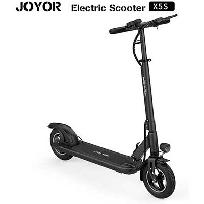 "JOYOR X5S Electric Scooter – 500W Motor 10"" Aire Tires"