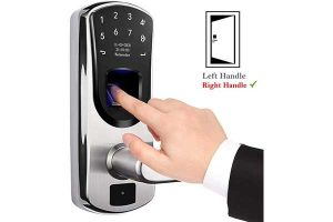 best fingerprint door locks reviews
