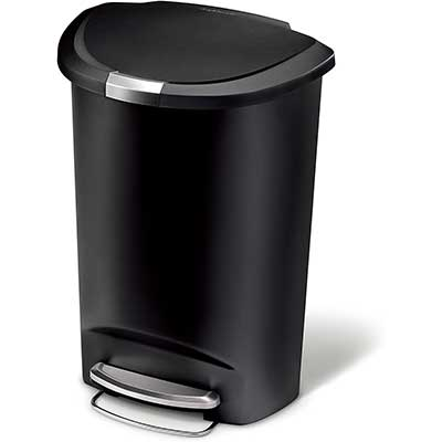 simplehuman 50 Liter/13 Gallon Trash Can