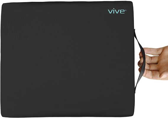 Vive Wheelchair Cushion – Gel Seat Pad