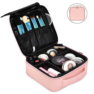 NiceEbag Makeup Bag Travel Bag Cosmetic Bag for Women