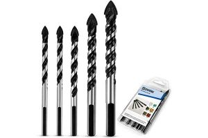 best drill bit set reviews