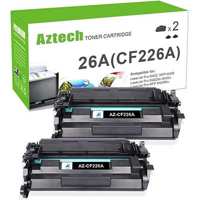 Aztech HP LaserJet Toner Cartridge Replacement