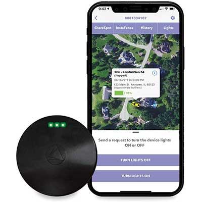 LandAirSea 54 GPS Tracker - USA Manufactured