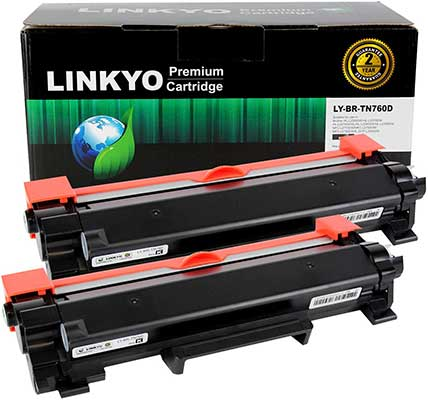 LINKYO Toner Cartridge Replacement for Brother