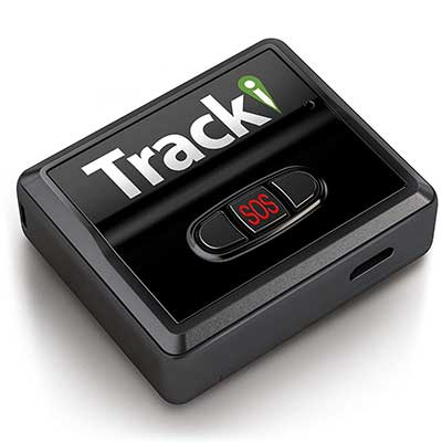 Tracki 2020 Model Mini Real-Time GPS Tracker