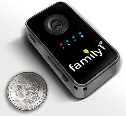 Family1st Vehicle Tracker GPS Tracker – Mini Geofence GPS Tracker