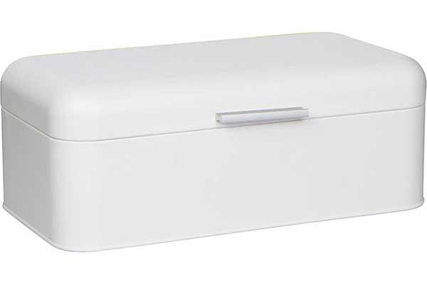 Large White Bread Box – Extra Large Storage