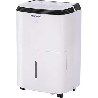 Honeywell, White TP50WK Energy Star Dehumidifier