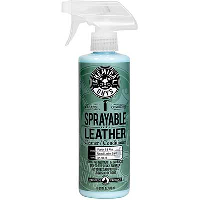 Chemical Guys SPI_103_16 Sprayable Leather Cleaner