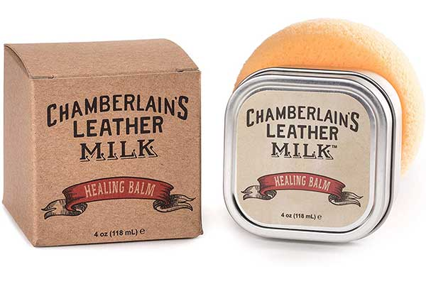 Leather Conditioner & Cleaner, Scratch Repair